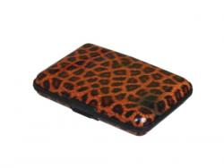 Wholesale Hard Case Leapord Wallet