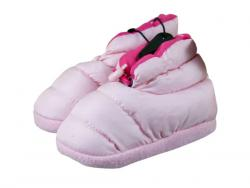Wholesale Kid's Puffy Slippers- Assorted Colors Sizes 5-9