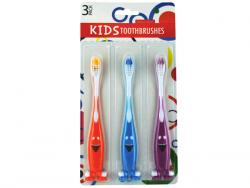 Wholesale Fun Kids Toothbrush Set