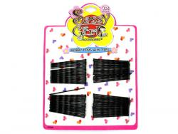 Wholesale Black Bobby Pin Set