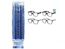 Wholesale Blue Light (Non-Reading) Glasses In Display