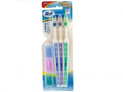 Wholesale Soft Toothbrushes With Covers Set